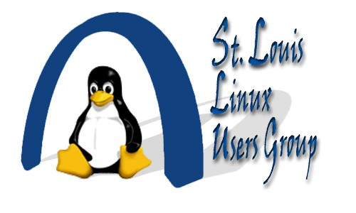 Saint Louis Linux User Group Logo